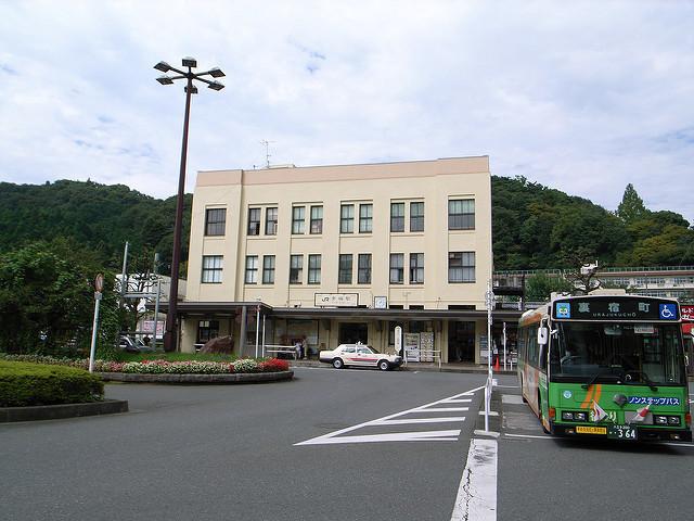 青梅マラソン_青梅駅1.jpg